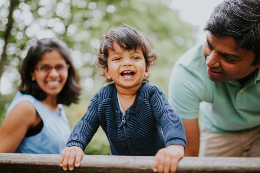 Family photoshoot Stadswandelpark Eindhoven
